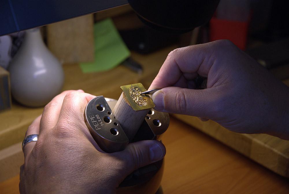 gravure d'art - atelier de gravure - graveur