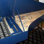 La décoration des clavecins, épinettes et virginals dans la tradition